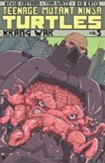 Teenage Mutant Ninja Turtles Volume 5: Krang War