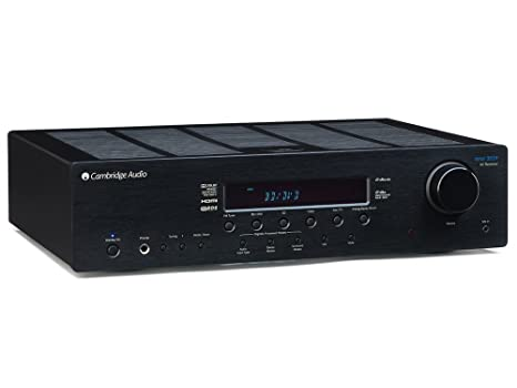Cambridge Audio 551R Amplificateur Hifi Noir