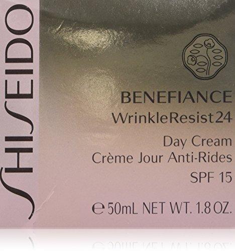 Benefiance Shiseido 31491 Crema Giorno Anti-Eta SPF 15