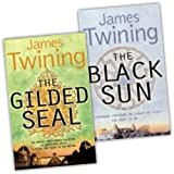 James Twining Collection 4 Books Set Pack RRP: £ 27.96 (The Double Eagle, The Black Sun, The Geneva Deception, The Gilded Seal) (James Twining Collection) James Twining