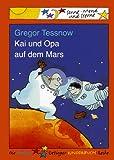 Kai und Opa auf dem Mars