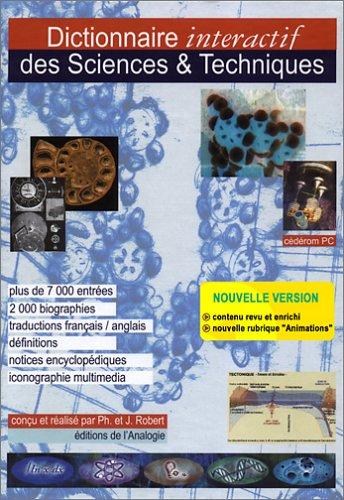 Dictionnaire Interactif Des Sciences & Techniques