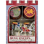 Meri Meri Brave Knights Cupcake Kit
