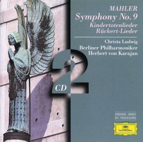 Mahler: Symphony No.9; Kindertotenlieder; Rückert-Lieder (2 CD's) (Mahler Symphony No 9 compare prices)