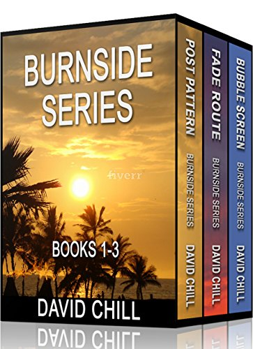 The Burnside Mystery Series, Boxed Set by David Chill ebook deal