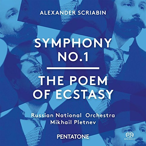 SCRIABIN / RUSSIAN NATIONAL ORCHESTRA / PLETNEV