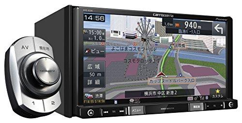 カロッツェリア(パイオニア) 楽ナビ 7型 カーナビ AVIC-RZ99 フルセグ/DVD/CD/SD/Bluetoothオーディオ