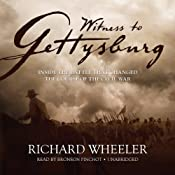 Witness to Gettysburg: Inside the Battle That Changed the Course of the Civil War | [Richard Wheeler]