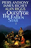 Quest for the Fallen Star (0312864094) by Anthony, Piers