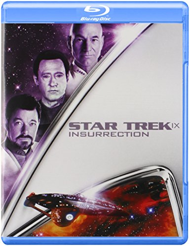 Blu-ray : Star Trek IX: Insurrection (, Dubbed, Widescreen)
