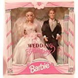 Mattel 1993 Wedding Fantasy Limited Edition Barbie Gift Set