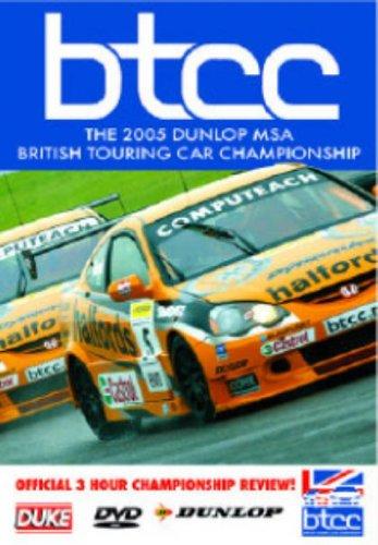Btcc - the 2005 Dunlop Msa British Touring Car Championship [DVD]