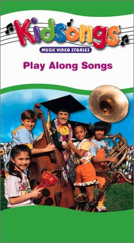 Kidsongs: Play Along Songs [VHS] [Import]