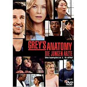 Grey´s Anatomy auf DVD