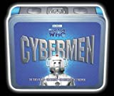 """Doctor Who"", Cybermen: WITH The Tenth Planet AND The Invasion AND The Origins of the Cybermen (Dr Who)"
