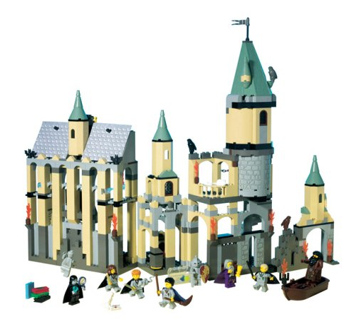Castle Harry Potter Lego Lego Harry Potter 4709