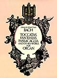 echange, troc Johann Sebastian Bach - Toccatas-Fantaisies-Passacailles + autres pièces - Orgue