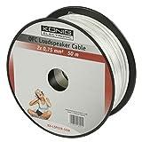 Knig-Lautsprecherkabel-sauerstofffreies-Kupferkabel-auf-Spule-50-m-Wei