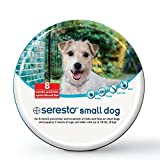 Seresto Flea and Tick Treatment for Small Dogs