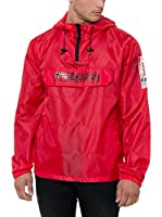 Geographical Norway Chaqueta Impermeable Boogee (Rojo)