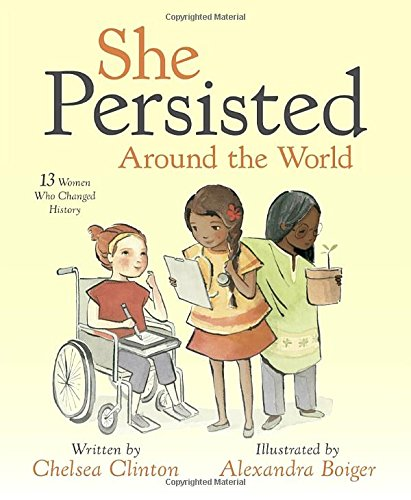 She Persisted World