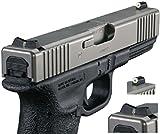 Xs Night Sights 24/7 Big Dot Glock 17 19 22 23 24 26 27 31 32 33 34 36 9mm, .40, .357 Calibers