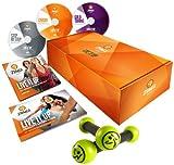 Acquista Zumba Fitness, 3 DVD + 1 coppia di pesi piccoli Gold