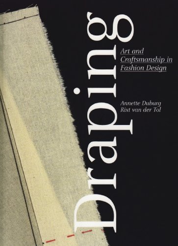 Draping: Art and craftsmanship in fashion design