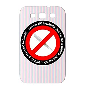 Amazon Com Just Say No To Drugs Red Tpu Lost Problems