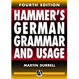 Hammer's German Grammar and Usage, 4Edby Martin Durrell