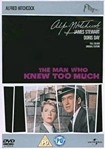 The Man Who Knew Too Much [DVD] [1956]
