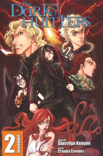 Image of The Dark-Hunters, Vol. 2 (Dark-Hunter Manga)