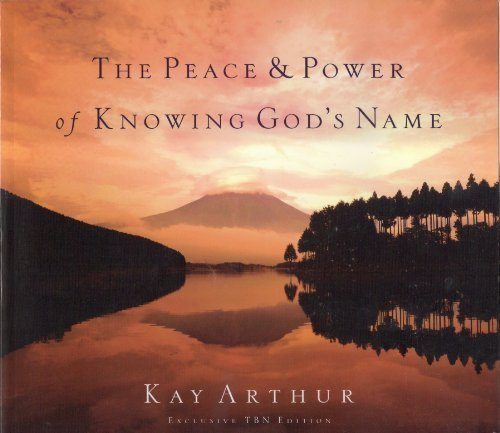 The Peace and Power of Knowing God's Name - Exclusive TBN Edition