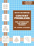 Math Olympiad Contest Problems for Elementary and Middle Schools, Vol. 1