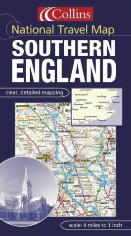 Southern England (National Travel Map) PDF