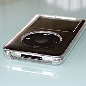 ABZ-S Crystal Case pour iPod Classic 160GB / 120 GB / 80 GB transparent