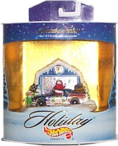Hot Wheels 1998 Series IV Santa's Stocker: Racing Through The Snow - 1