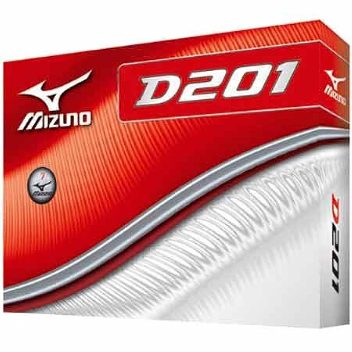 [해외] MIZUNO(미즈노) D201 화이트 12P 45OM82210 (2012-04-10)