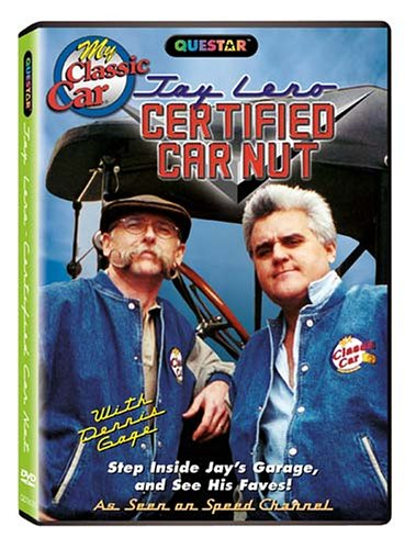 Jay Leno-Certified Car Nut [Import]