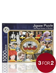 Royal Family Puzzle Game