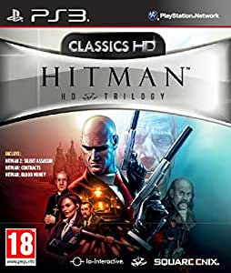 Hitman Trilogy Hd Collection
