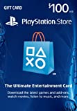 $100 PlayStation Store Gift Card - PS3/ PS4/ PS Vita [Digital Code]