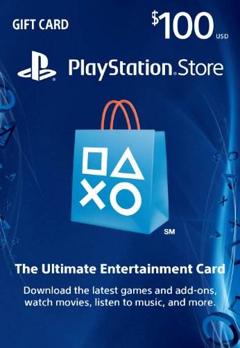 $100 PlayStation Store Gift Photo