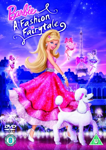 Barbie - A Fashion Fairytale [DVD]