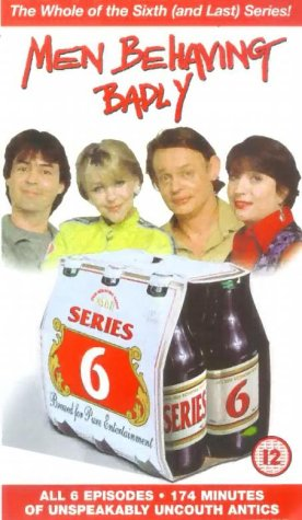 Men Behaving Badly - Complete Series 6 [VHS]