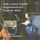 16th Century English Harpsichord and Virginals Music
