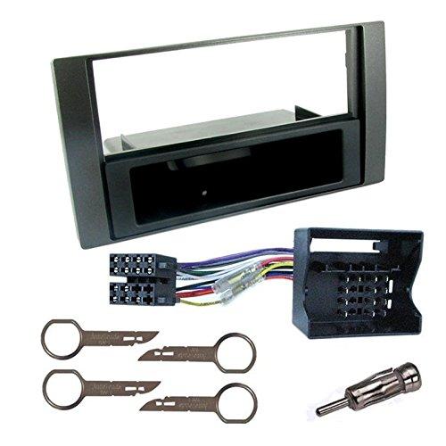 kit montage autoradio pour ford galaxy fiesta focus c max s max transit cadre de radio. Black Bedroom Furniture Sets. Home Design Ideas