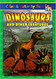 img - for Dinosaurs and Other Creatures (Coloring Book) book / textbook / text book