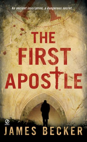 The First Apostle (Chris Bronson, #1)