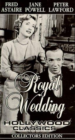 Royal Wedding [VHS]